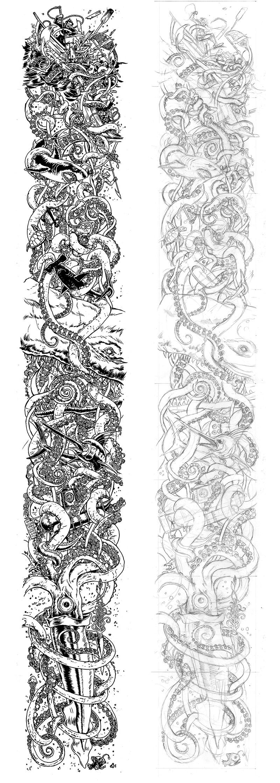 GiantSQUID_inksPencils_butzer