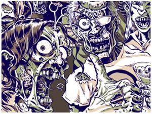Rabid Zombies