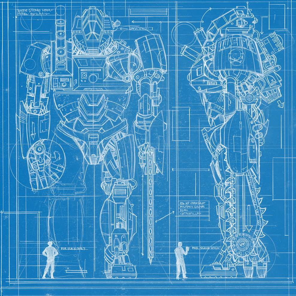 Robot blueprint creator gallery blueprint design and for Blueprint creator