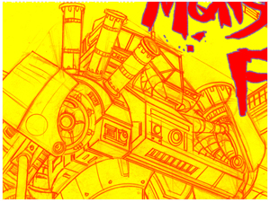 Giant Robot V Giant Monster Zine
